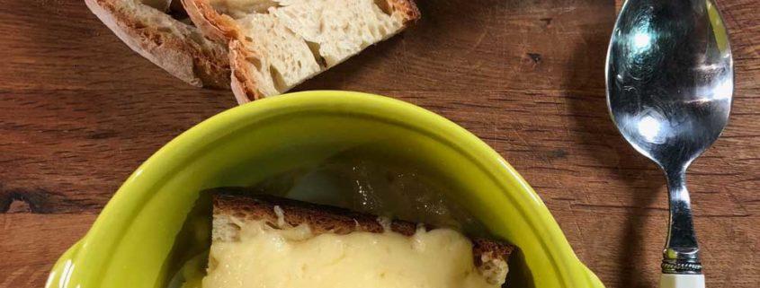 Zuppa francese di cipolle